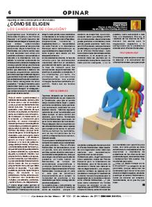 Apurando el tranco del acuerdo en Montevideo  ¿CÓMO SE ELIGEN LOS CANDIDATOS DE LA COALICIÓN?